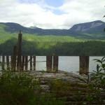 Remants of the Dodd Lake Tresle